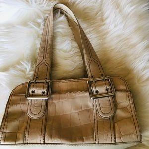 Franco Sarto shoulder bag Cream